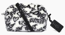 UGG Australia Leopard Patterns Casual Style Unisex Faux Fur Party Style