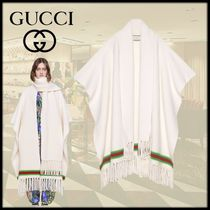 GUCCI Unisex Oversized Ponchos & Capes