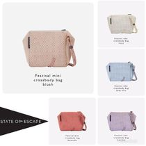 State of Escape Casual Style Plain Shoulder Bags
