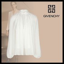GIVENCHY Casual Style Shirts & Blouses