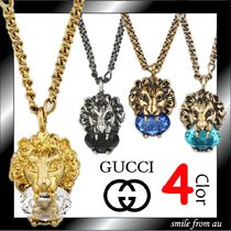 GUCCI Unisex Necklaces & Chokers