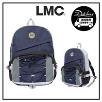 LMC Casual Style Unisex Street Style Collaboration A4 Oversized