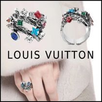 Louis Vuitton 2019-20AW LV FAIRYTALE RING silver M,L ring