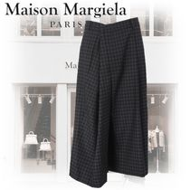 Maison Martin Margiela Glen Patterns Culottes & Gaucho Pants
