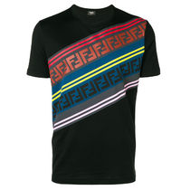 FENDI Logo T-Shirts