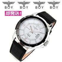 BOY LONDON Unisex Studded Street Style Quartz Watches Watches Watches