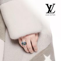 Louis Vuitton MONOGRAM Flower Patterns Rings