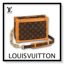 Louis Vuitton Monogram Canvas Blended Fabrics Street Style Bag in Bag 2WAY