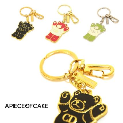 Unisex Street Style Chain Keychains & Bag Charms