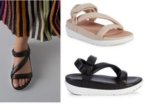 Fitflop Leather Sandals Sandal