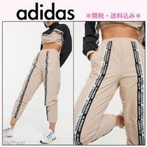 adidas Casual Style Street Style Short Length Pants