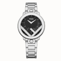 FENDI Street Style Metal Round Jewelry Watches Analog Watches