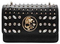 BOY LONDON Studded Street Style PVC Clothing Crossbody Shoulder Bags