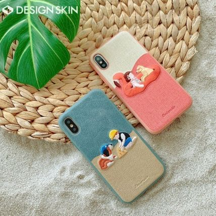 Unisex Street Style Handmade iPhone 8 iPhone 8 Plus iPhone X
