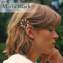 Maria Black Silver Watches & Jewelry