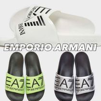 EMPORIO ARMANI Shower Shoes Shower Sandals