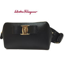Salvatore Ferragamo Leather Shoulder Bags
