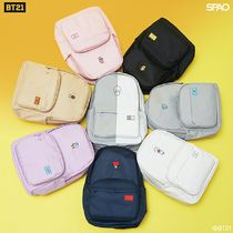 SPAO Unisex Collaboration Backpacks