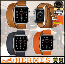 HERMES Unisex Street Style Watches