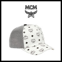 MCM Unisex Street Style Wide-brimmed Hats