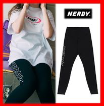 NERDY Street Style Leggings Pants