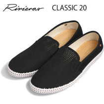 Rivieras Oxfords