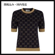 GUCCI Elegant Style Sweaters