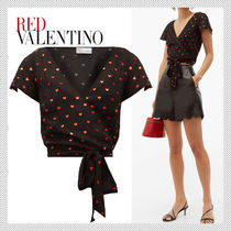 RED VALENTINO Heart Shirts & Blouses