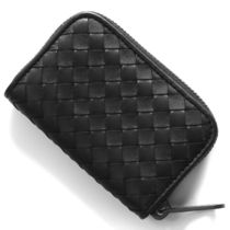 BOTTEGA VENETA Leather Coin Cases