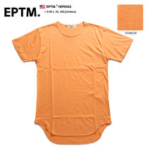 EPTM Pullovers Unisex Sweat Street Style Long Sleeves Cotton