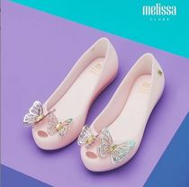 Melissa Casual Style PVC Clothing Pumps & Mules