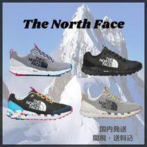 THE NORTH FACE Unisex Street Style Bi-color Sneakers