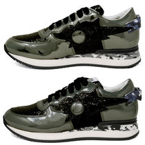 URBAN SUN Rubber Sole Casual Style Low-Top Sneakers