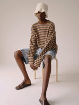 ANDERSSON BELL Unisex Street Style Plain Knits & Sweaters