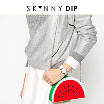 SKINNYDIP Leather Shoulder Bags