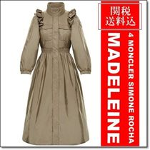 MONCLER MONCLER GENIUS Plain Long Trench Coats