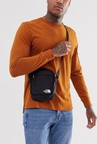 THE NORTH FACE Unisex Street Style Plain Bags