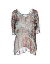 Just Cavalli Short Sleeves Shirts & Blouses