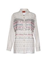 MISSONI Long Sleeves Cotton Shirts & Blouses