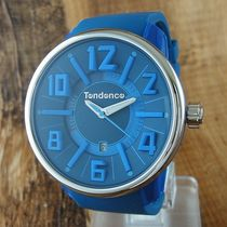 TENDENCE Casual Style Unisex Round Quartz Watches Analog Watches