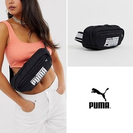 Casual Style Street Style Shoulder Bags