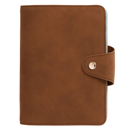 Non Leather personal Planner/Bible size/Woodland