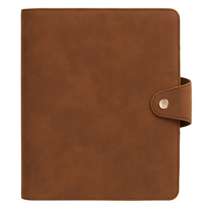 Leather free Planner/Large size/Woodland