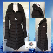 MONCLER FLAMMETTE Long Down Jackets