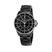 CHANEL J12 Unisex Mechanical Watch Analog Watches