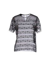 Marc by Marc Jacobs Dots Cotton Short Sleeves Shirts & Blouses