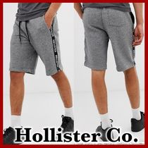 Hollister Co. Sweat Street Style Bi-color Joggers Shorts
