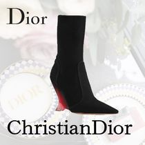 Christian Dior Star Wedge Boots