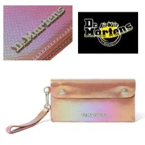 Dr Martens Casual Style Street Style Leather Clutches