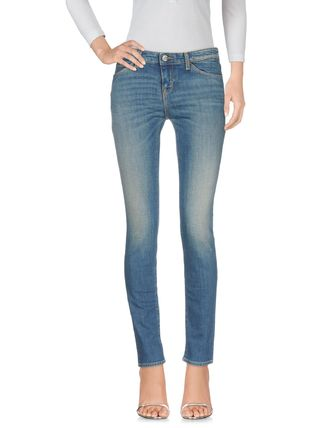 Plain Cotton Jeans